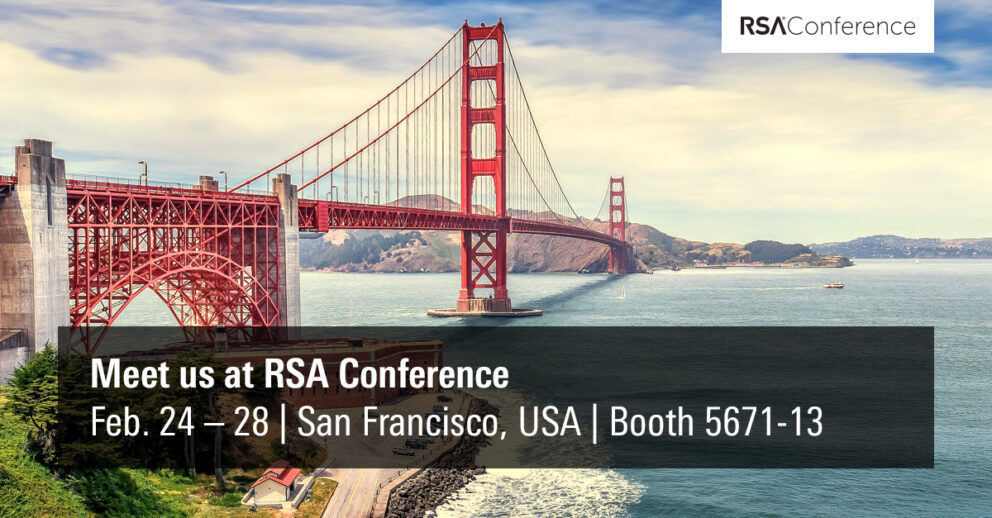 ipoque at RSA conference 2020
